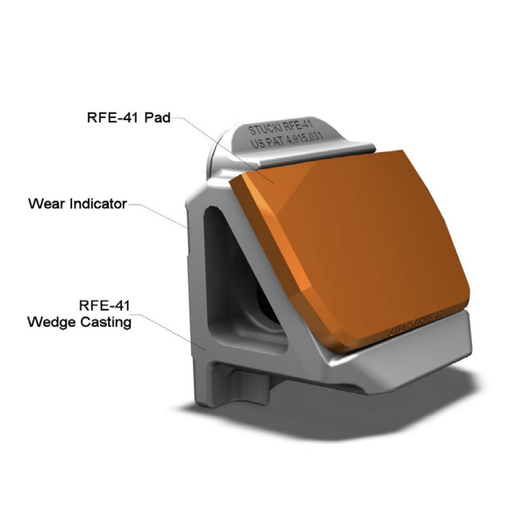 RFE-41 for Barber®  S-2-HD Trucks