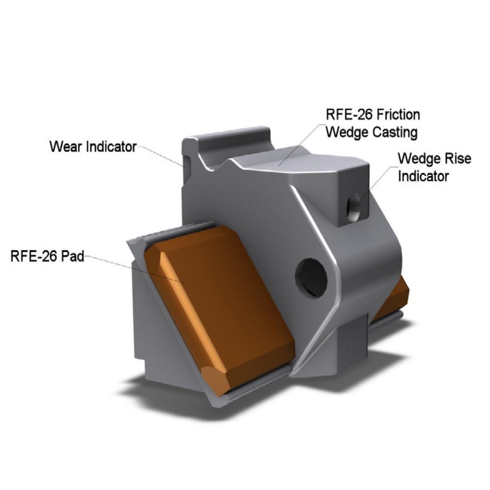 RFE-26 for Super Service Ride Control® Trucks